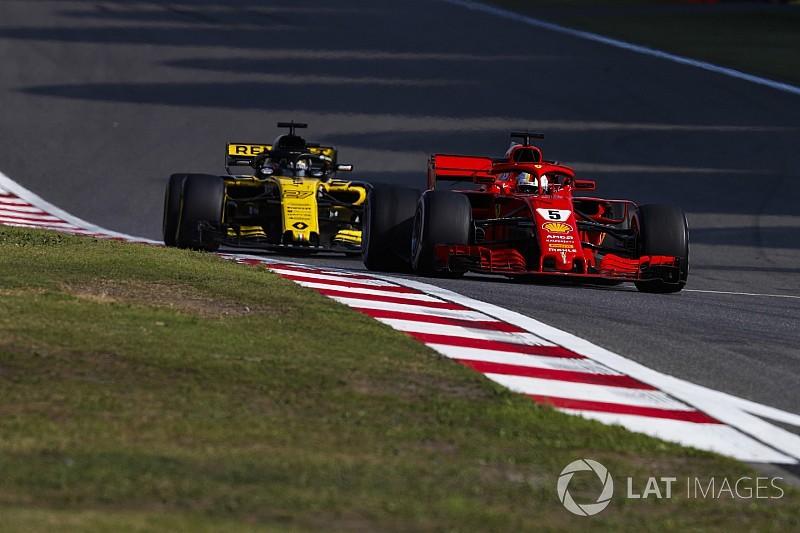 """""""Déçu"""", Renault F1 estime que les top teams ont été plus malins"""