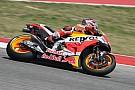 Маркес стал быстрейшим в третьей тренировке Гран При Америк