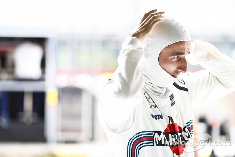 Para Kubica, volver a la F1 significa
