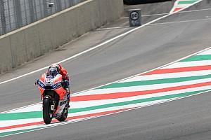 Lima rekor kecepatan tertinggi MotoGP