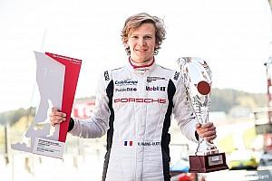 Porsche Carrera Cup France Résumé de course Valentin Hasse-Clot devant Julien Andlauer à Spa-Francorchamps