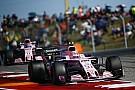 Forma-1 Tovább folytatódott a Force India jó szezonja