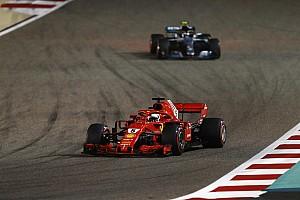 Formel 1 Analyse Hat Valtteri Bottas Sebastian Vettel auf der falschen Seite attackiert?