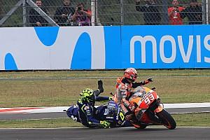 """MotoGP Interview Marquez moet """"proeftijd"""" krijgen, vindt Schwantz"""