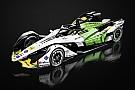 Формула E Новая машина Формулы Е: как выглядят ливреи разных команд