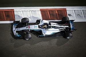 Formel 1 Trainingsbericht Formel 1 2017 in Abu Dhabi: Starker Hamilton jetzt Pole-Favorit
