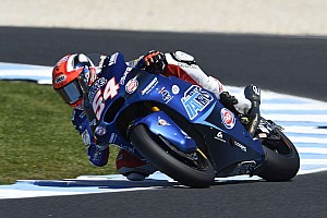 Moto2 Qualifying report Moto2 Australia: Pasini start terdepan, Morbidelli kelima