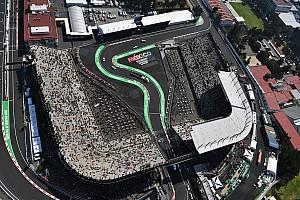 Fórmula 1 Top List GALERIA: Veja belas imagens aéreas do circuito mexicano