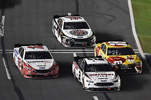 NASCAR Cup Breaking news Harvick: All-Star Race package created racing reminiscent of IROC