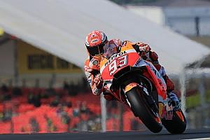 MotoGP Raceverslag Marquez zegeviert in GP van Frankrijk na crashes van Dovizioso en Zarco