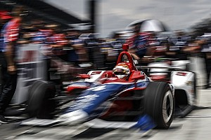 IndyCar Practice report Indy 500: Andretti cars lead practice, Foyt cars head no-tow runs