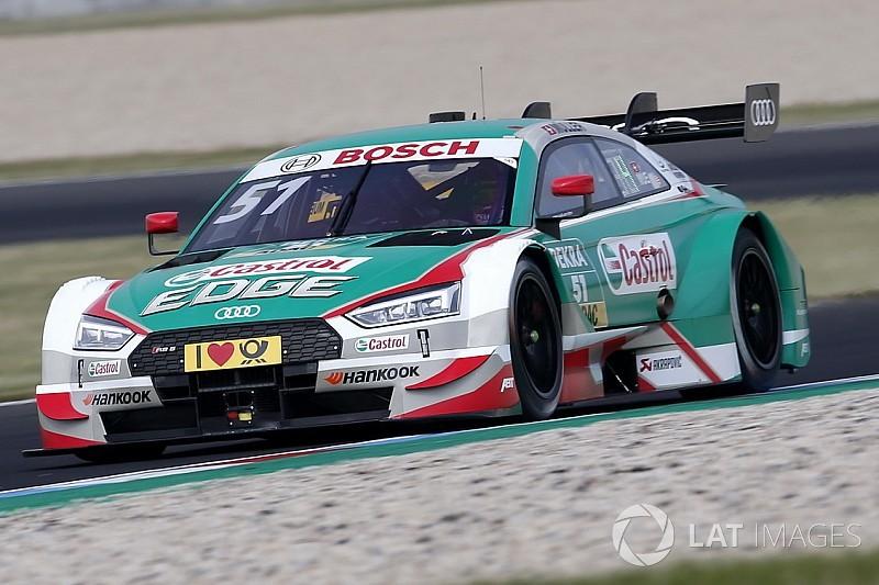 Lausitzring, Libere 3: Audi in testa con Müller