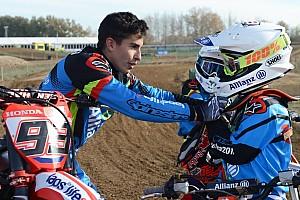 MotoGP Actualités Márquez redevient instructeur pour jeunes pilotes de motocross