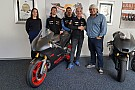 Moto2 Ufficiale il matrimonio tra Suter e Forward Racing Team!