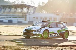WRC Самое интересное Такси от Skoda: чемпион по ралли гоняет по улицам Праги