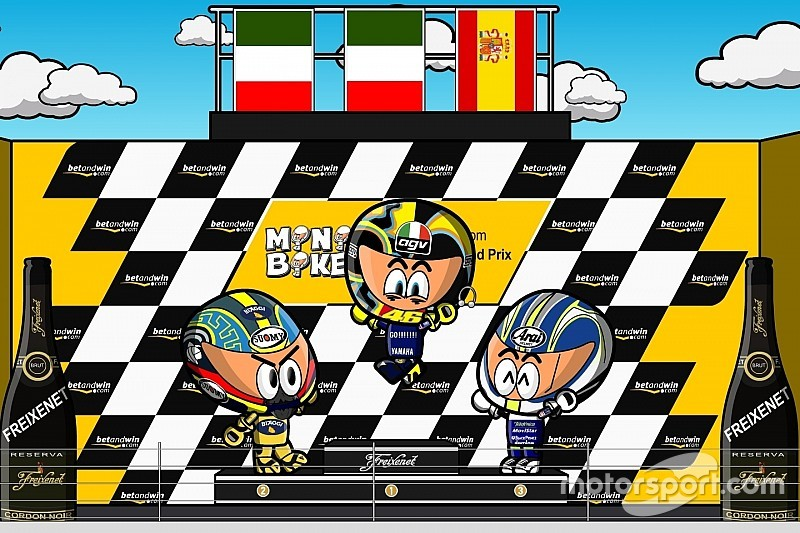 Vídeo: el GP de Sudáfrica 2004 de MotoGP según los MiniBikers