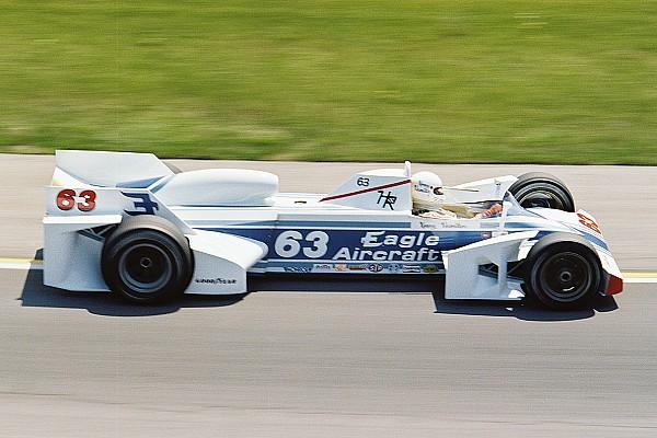IndyCar Nostalgie Rétro 1982 - L'étrange Eagle Aircraft Flyer Special à Indianapolis