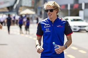 Hartley niega que su lugar en Toro Rosso se encuentre en peligro