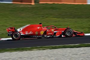 Raikkonen y Ferrari terminan la pretemporada en lo más alto