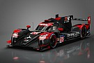 Rebellion reveals first images of new LMP1 car