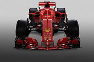 In beeld: De nieuwe Ferrari SF71H vanuit alle hoeken