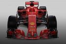F1 GALERÍA: este es el nuevo Ferrari SF71H