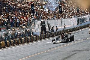 Formula 1 Nostalji Tarihte bugün: İlk Brezilya GP'sinde zafer Fittipaldi'nin