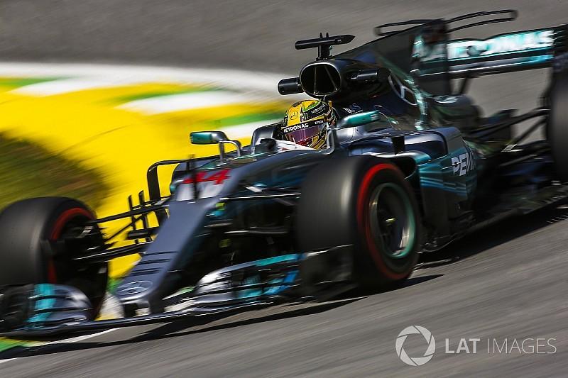 """Hamilton: Trois moteurs par saison dès 2018, """"ça craint"""""""