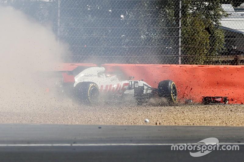 """Grosjean: """"Zou mezelf nog zo'n slechte start niet vergeven"""""""