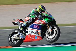 MotoGP News Aprilia: Radikale Änderungen für Aleix Espargaro