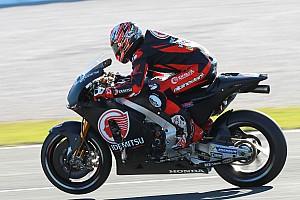 MotoGP Diaporama Photos - Les pilotes à la découverte d'une nouvelle moto
