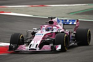 Forma-1 Motorsport.com hírek Csalódott arcok a Force Indiánál