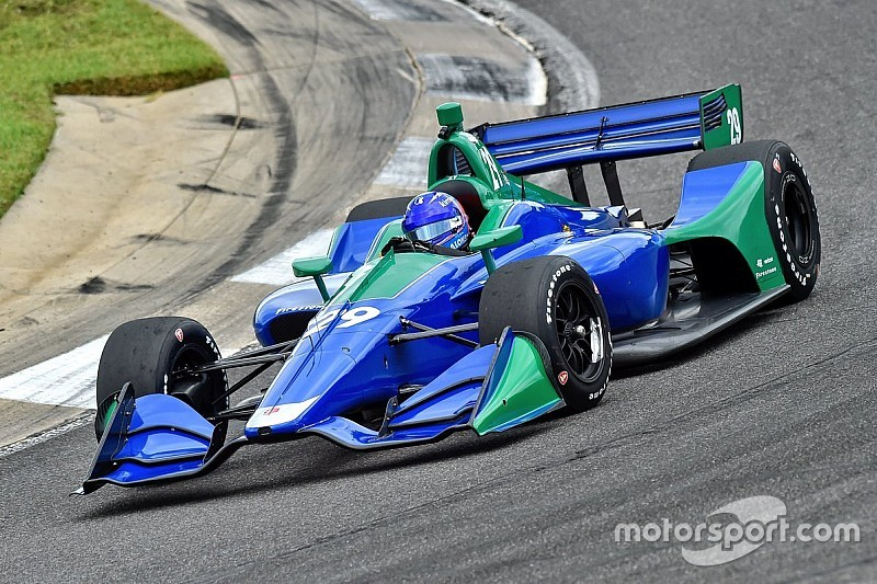 Alonso emballé par son test en IndyCar