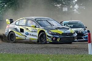 Scott Speed gabung dengan Subaru di ARX