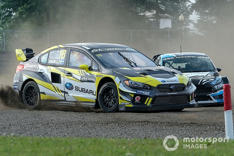 Scott Speed signs Subaru deal for Americas Rallycross