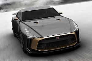 Nissan показав збирання GT-R50 в ательє Italdesign