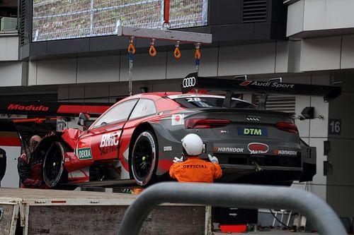 Duval explains sighting lap crash in Fuji Dream Race