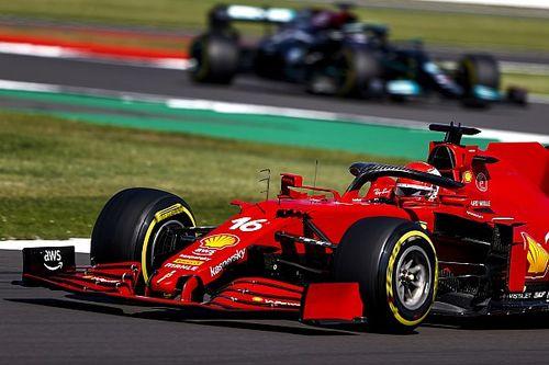Leclerc: Ferrari Tidak Bisa Lawan Mercedes di Setiap Balapan