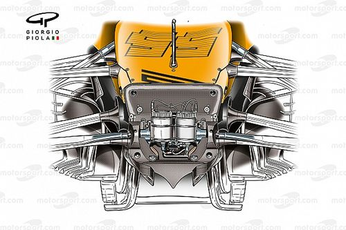 Técnica: las últimas 'mejoras' de Ferrari, Red Bull y McLaren