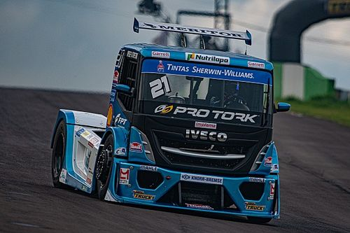 Iveco Usual Racing espera manter sequência de pódios em pista inédita para equipe