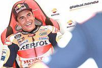 Márquez s'est rassuré sur sa forme et le niveau de la Honda
