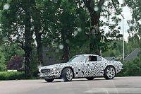 Cosa ne farà Volvo di questo misterioso prototipo della P1800?
