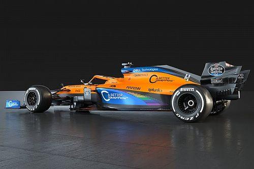 McLaren, çeşitliliği desteklemek için renk düzeninde değişiklik yaptı