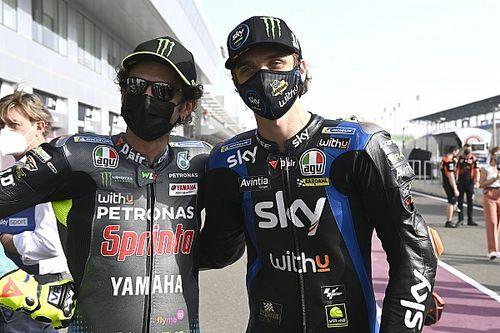 Rossi dan Marini Kompak Sebut Ibunya Jago soal Teknis