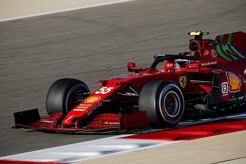 Verstappen pomógł Sainzowi