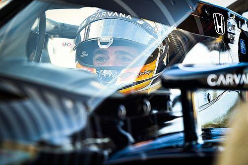 Ganassi: Johnson can win in IndyCar rookie season