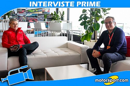 "Coletta: ""Hypercar Ferrari in pista tra 13 mesi"""