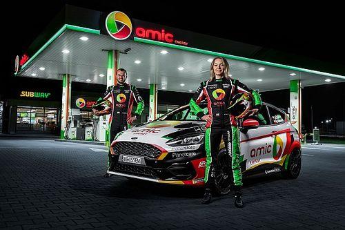 AMIC Rally Team - podwójny debiut