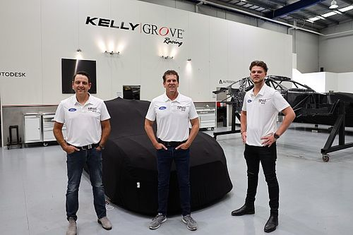 New ownership structure for Kelly Racing