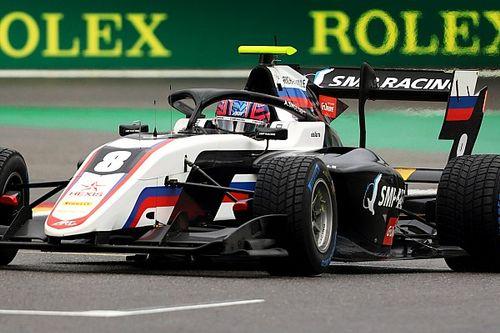 Смоляр завершил второй сезон в Формуле 3 на 6-м месте